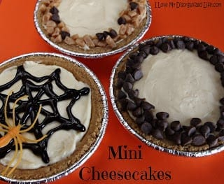 Mini Cheesecakes for Any Occasion