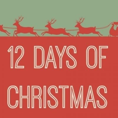 Twelve Days of Christmas Series #1