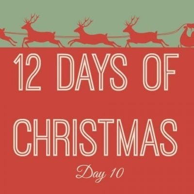 Twelve Days of Christmas Series #10 {Double Chocolate Peppermint Kisses}