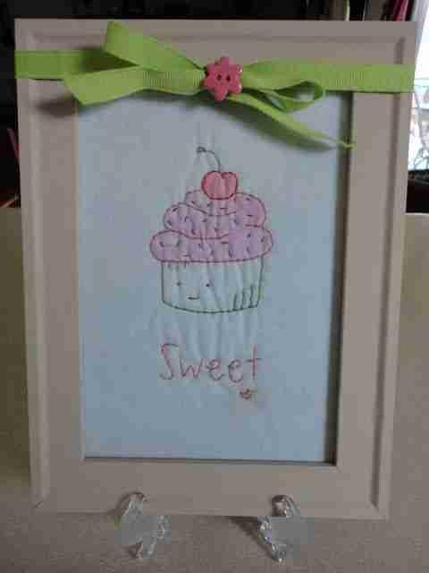 Cupcake Stitchery/ Occasionally Crafty