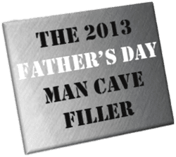 Father's Day {man cave} Giveaway