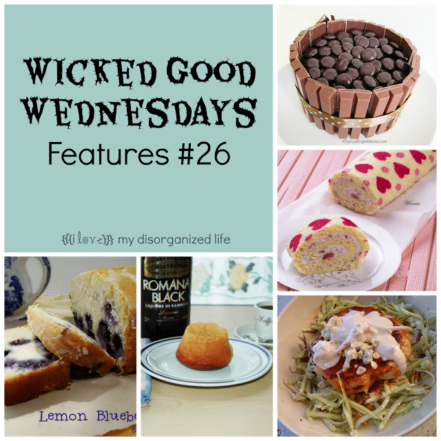 Wicked Good Wednesdays #26 Features/ {i love} my disorganized life