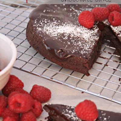 Guest Post: Flourless Chocolate Cake