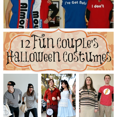 12 Fun Couples Halloween Costume Ideas
