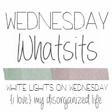 Wednesday Whatsits #90