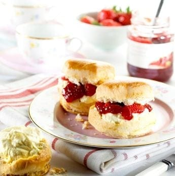 Slow Cooker Clotted Cream - The Culinary Life