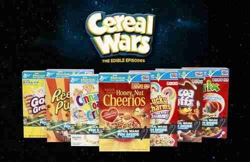 Cereal Wars