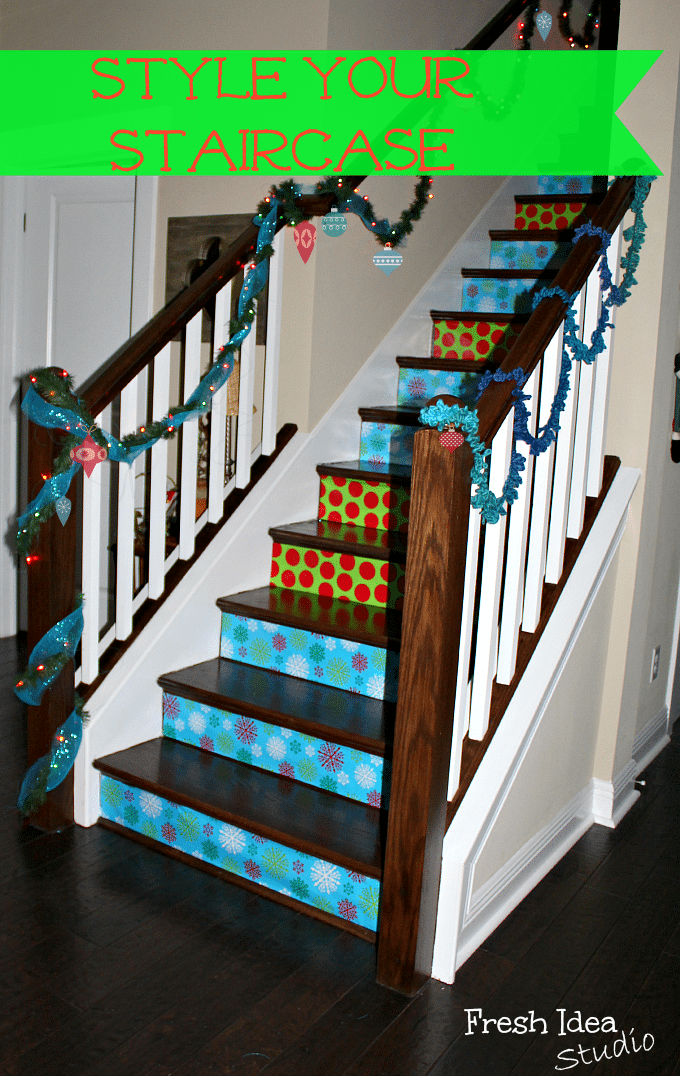 Style your staircase