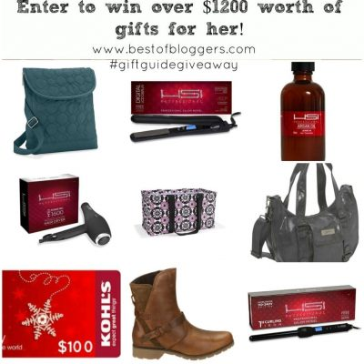 Women's Gift Guide Giveaway
