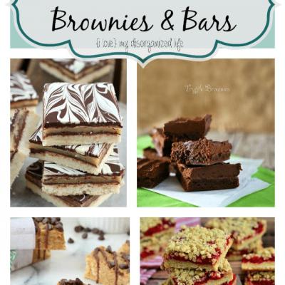 10 Fabulous Brownies and Bars