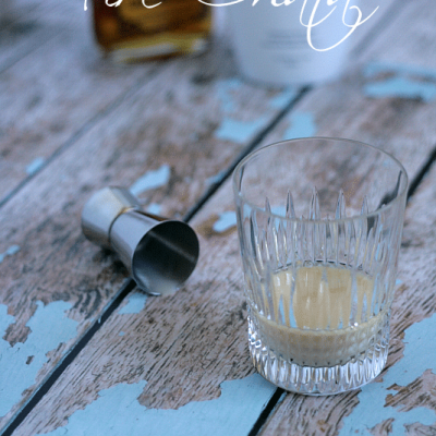 Fire-Chata Whiskey Shot