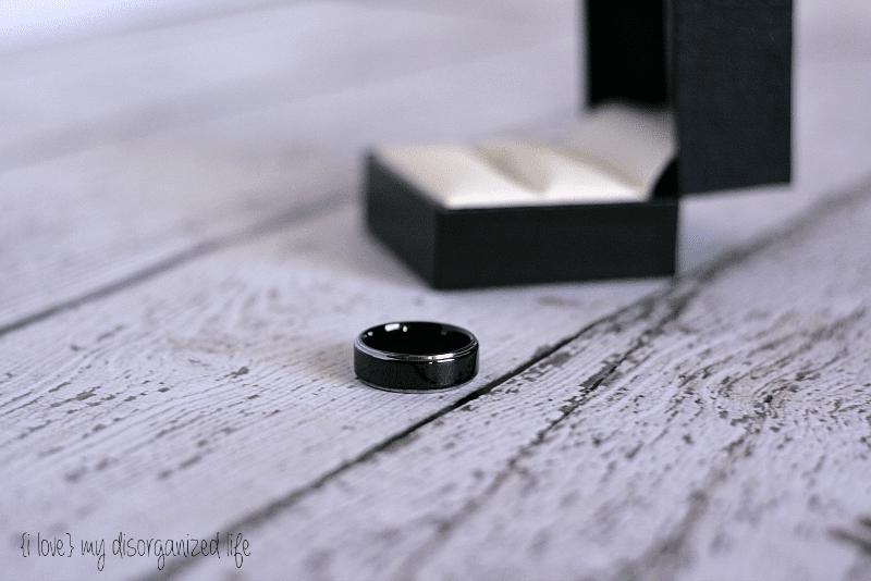 Men's Tungsten Rings - {i love} my disorganized life