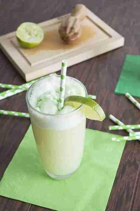 Lime-Sherbet-Floats
