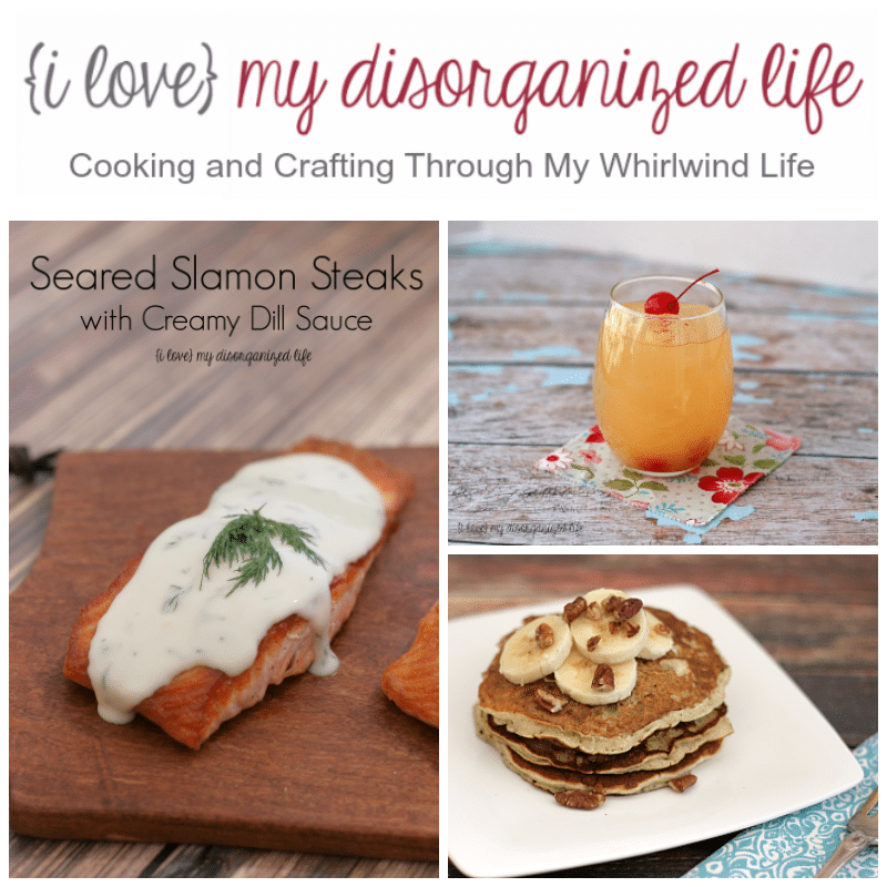 Weekly Recap March 19-25th {i love} my disorganized life