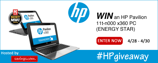 HP Giveaway - 4/28 - 4/30! #HPgiveaway #win #giveaway