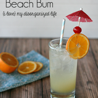 Tropical Beach Bum Cocktail