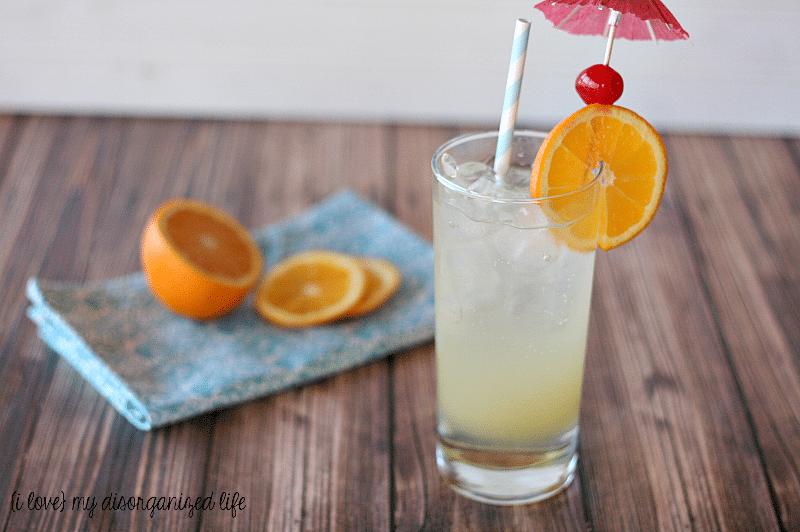 Tropical Beach Bum Cocktail