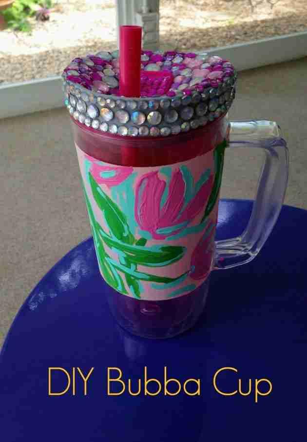 diy bubba cup