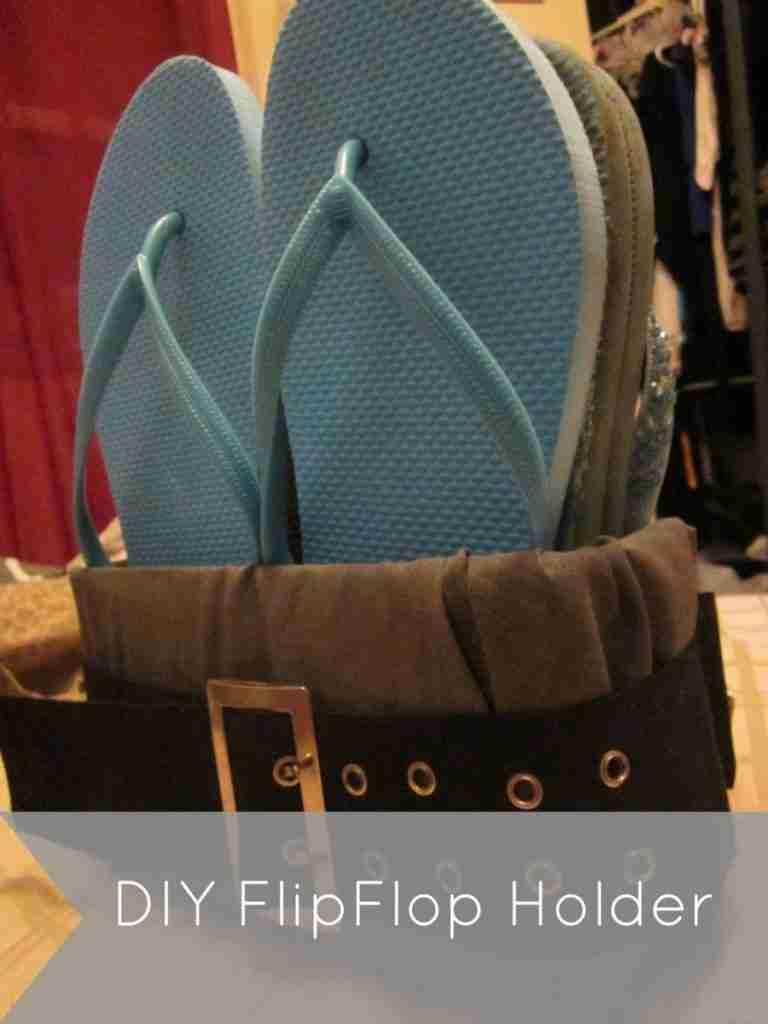 flip flop holder