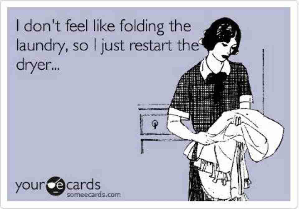 restart the dryer