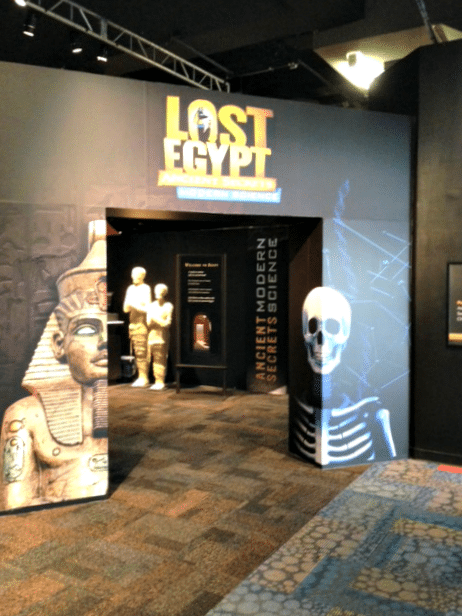 Exhibit Entrance AZSC