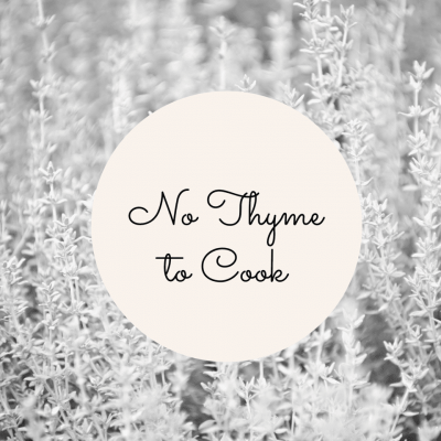No Thyme to Cook Printable