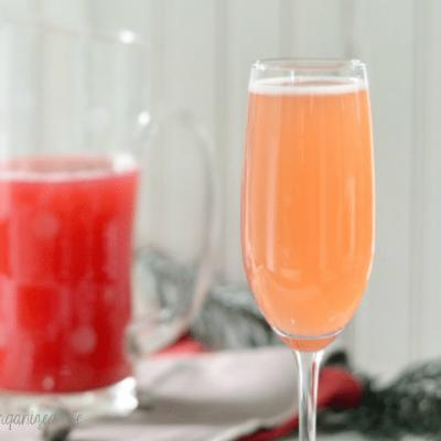 Bing's Mimosas