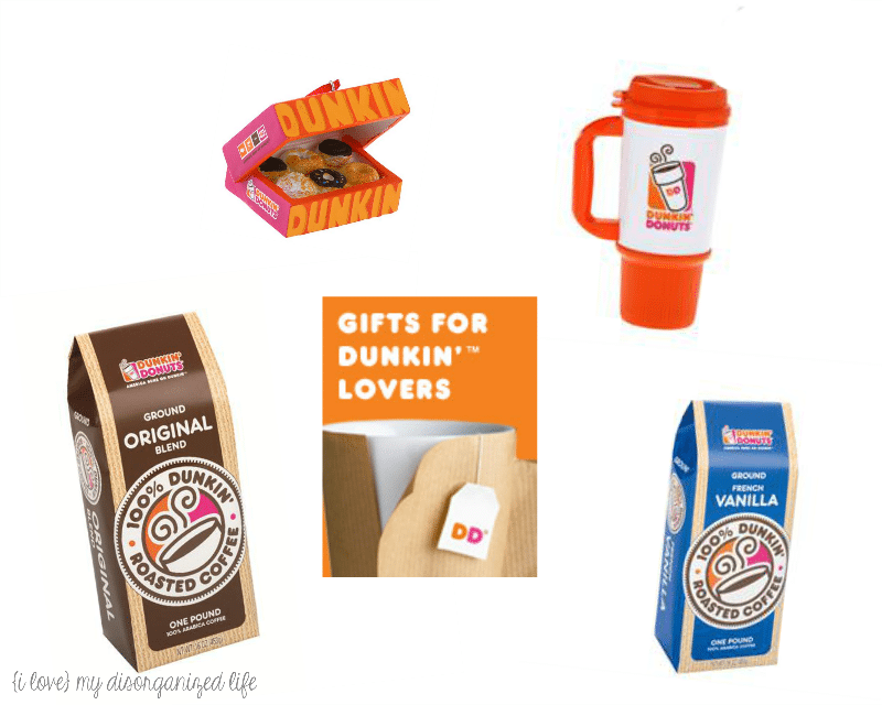 Give the gift of Dunkin' Donuts to the coffee lovers in your life