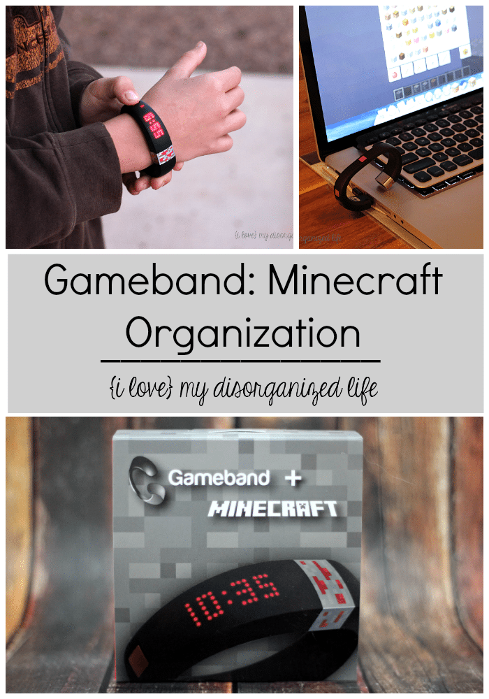 See why we love Gameband for Minecraft and why the Minecraft fan in your life will love it, too! #GameOnTheGo #ad
