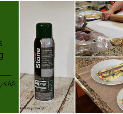 Keep Your Counters Clean with Rock-It Oil Stone Cleaner