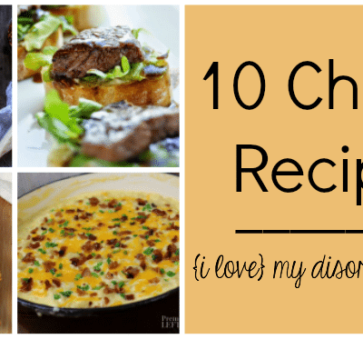 10 Cheesy Recipes | Wednesday Whatsits {140}