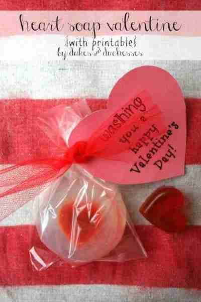 10 Free Kids' Printable Valentines   {i love} my disorganized life