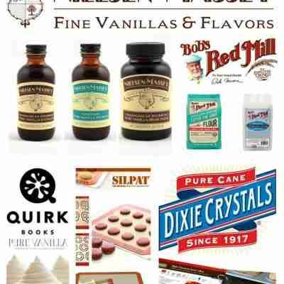 #VanillaWeek and Baking Giveaway