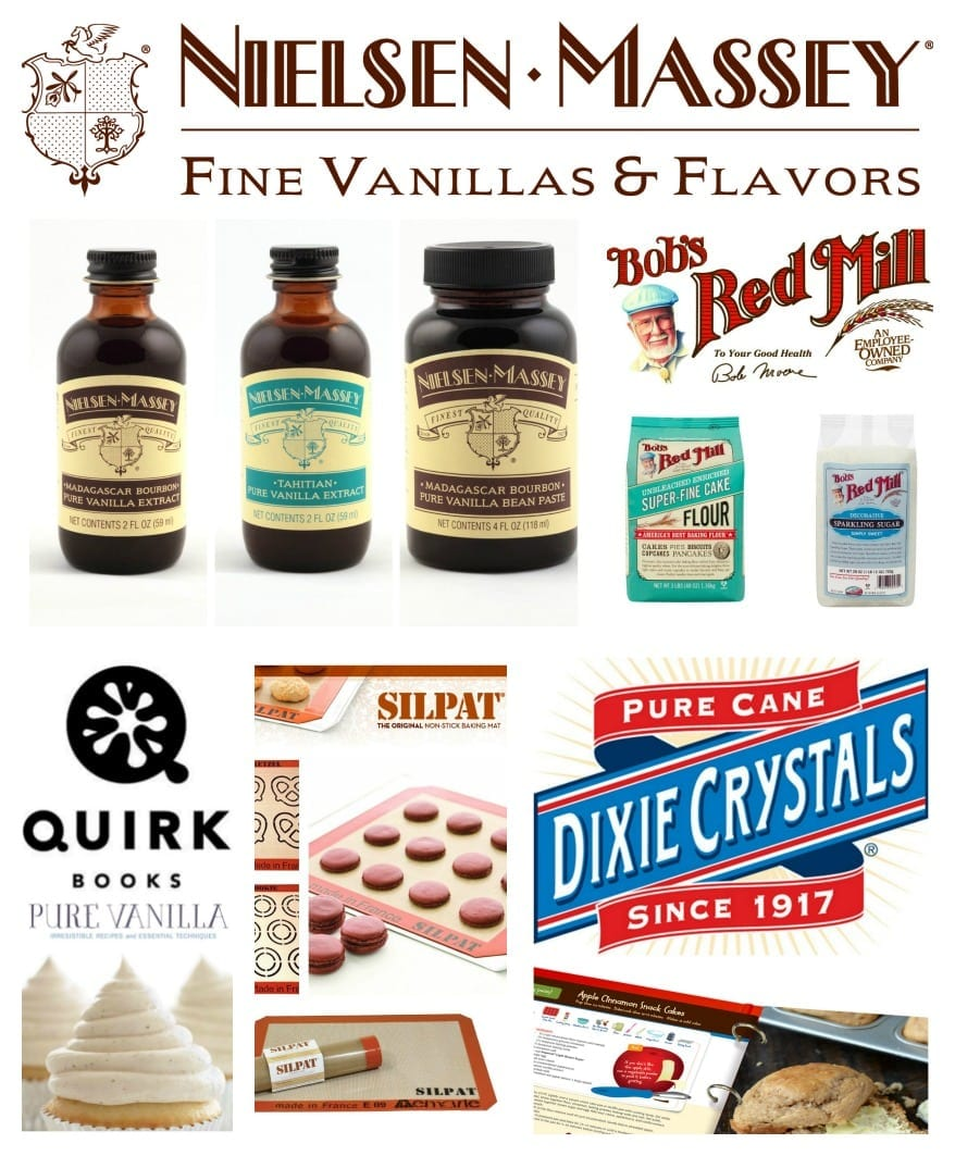 #VanillaWeek and Baking Giveaway
