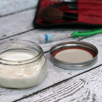 Absorbent Natural Underarm Deodorant