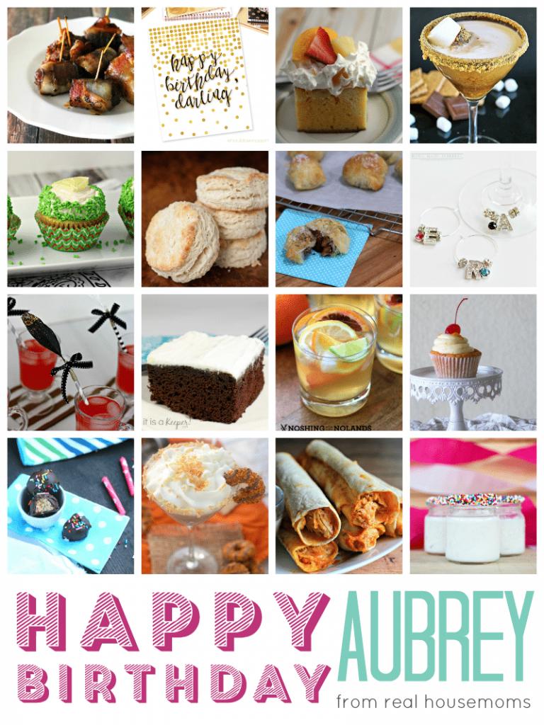 vertical image for aubrey's birthday