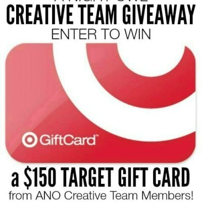 A Night Owl Creative Team Giveaway – $150 Target Gift Card