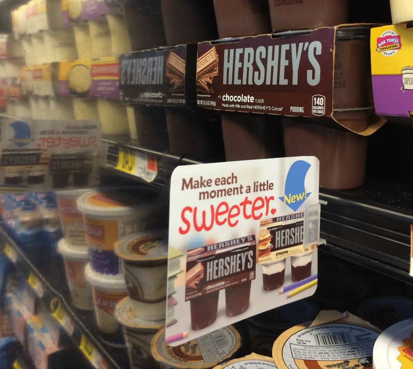 Easy Granola Chocolate Pudding Dip  {i love} my disorganized life