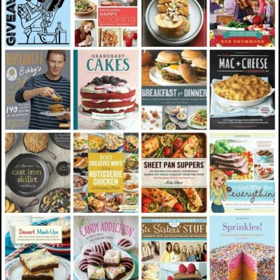 The Ultimate Cookbook Giveaway