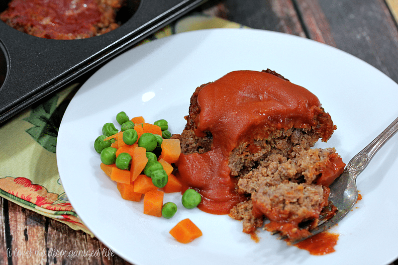 Bring your family together at mealtime with the sweet and tangy flavor of this mini meatloaf recipe!