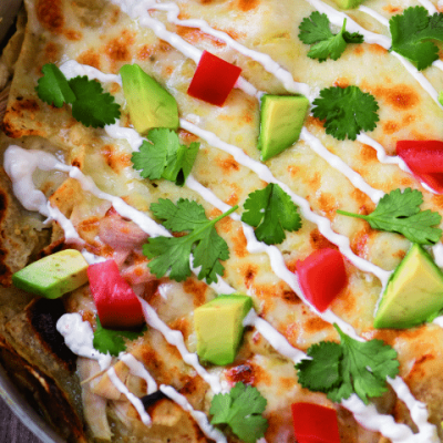 Easy Chicken Chilaquiles Recipe & Cookbook Review