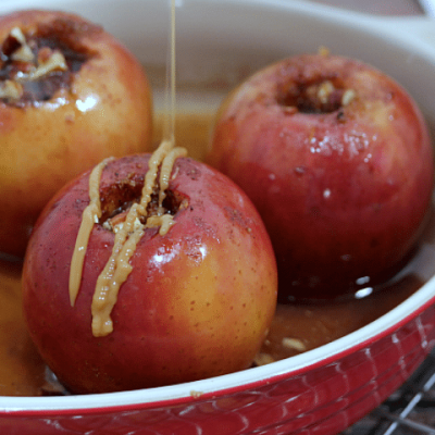 Easy Baked Apple Recipe