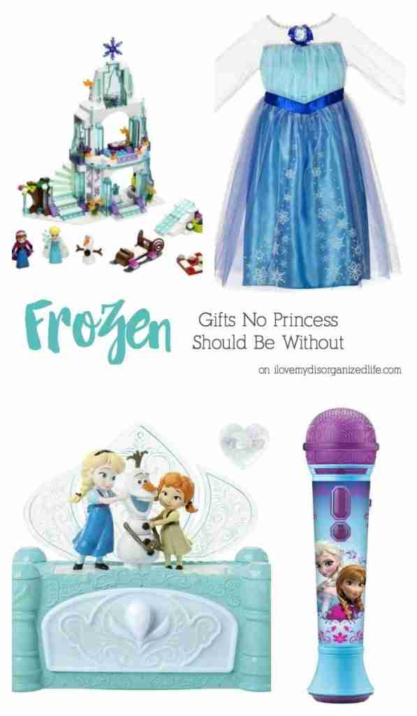 Frozen gifts no princess should be without! PLUS- Take the Frozen® quiz to see how well you and your little princess know the movie.