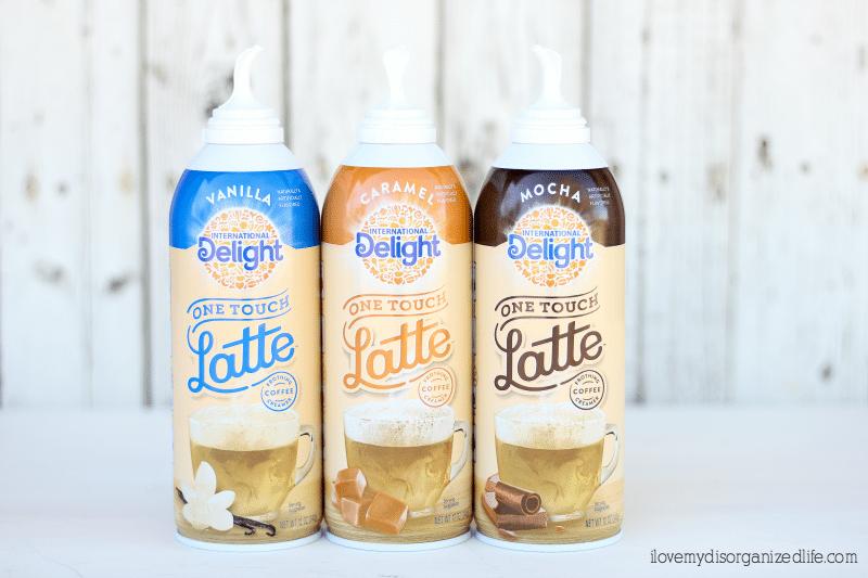 International Delight One Touch Latte Creamer