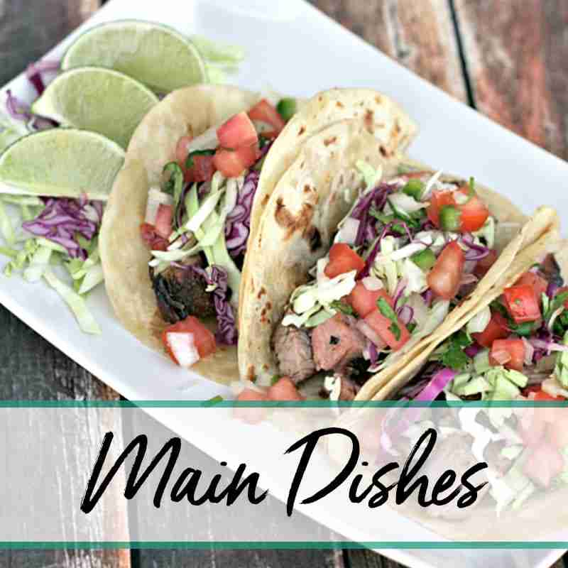Easy Recipes | Main Dishes
