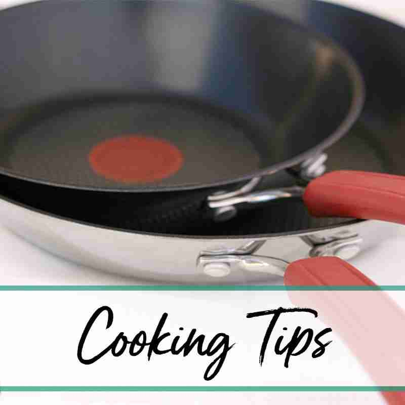 Simple Lifestyle Cooking Tips