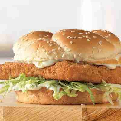 Fish Sandwiches – Fast Food During Lent