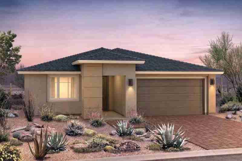 New home at Mariposa